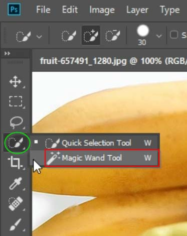Where is this tool in Photoshop?