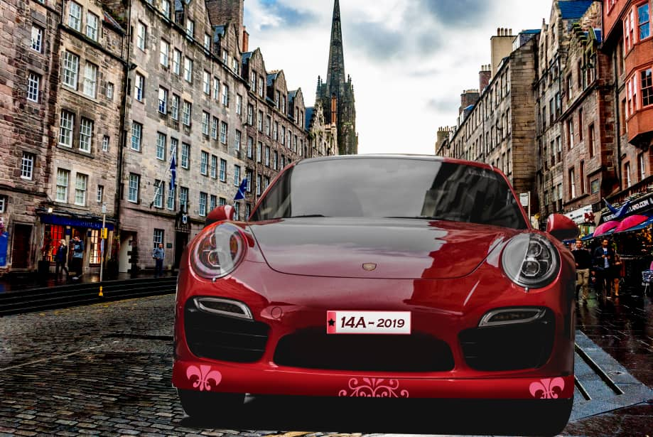 car photo editing services