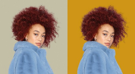 Image Masking- Hair and Fur