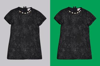 eCommerce Cloth Image Editing