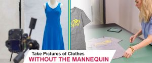 Clothes Photo without mannequin