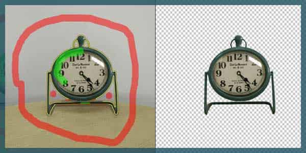What is product photo editing