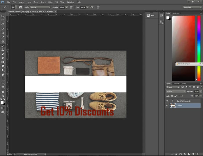 How to Center Text in Photoshop ( 4 Easy Way ) 6