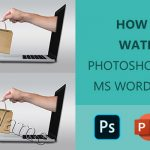 How To Make A Watermark in Photoshop | Full & Final Guideline