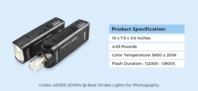 Godox AD200 200Ws