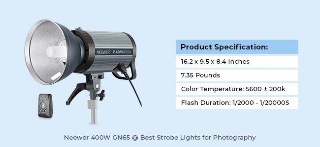 Neewer 400W GN65