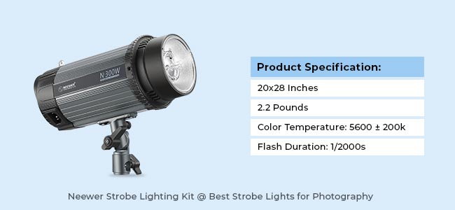 Neewer Strobe Lighting Kit