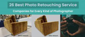 Best Photo Retouching Service Companies
