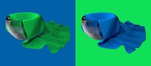 Color Corrected Photos