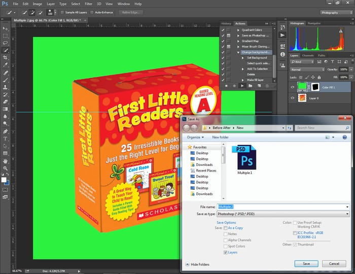 Images In PSD Format